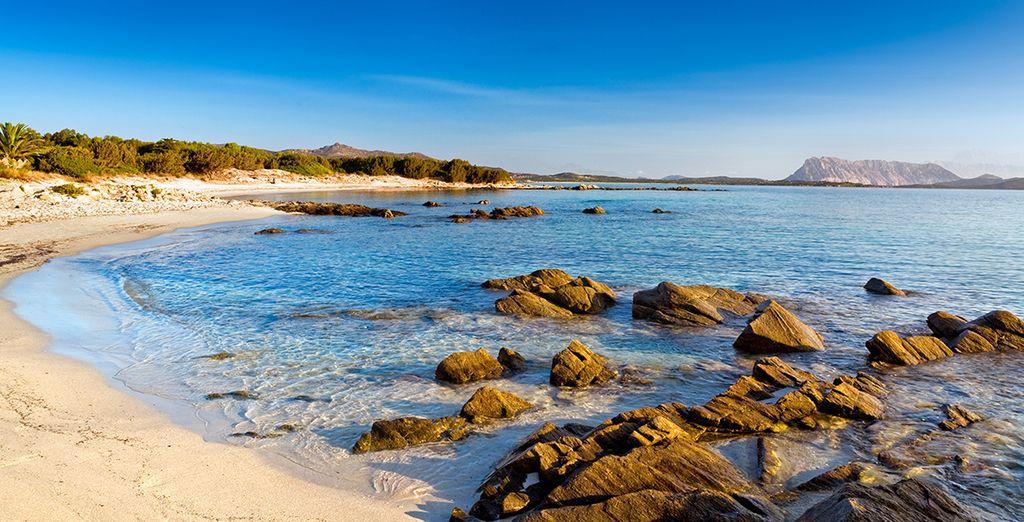 Et serez émerveillé par les plus beaux paysages de la côte Est de la Sardaigne