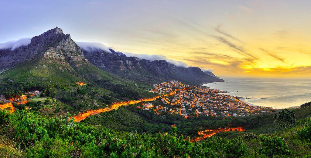 Incroyable Afrique du Sud