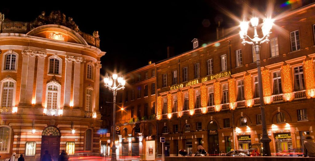 Grand Hôtel de l'Opéra 4* avec Voyage Privé
