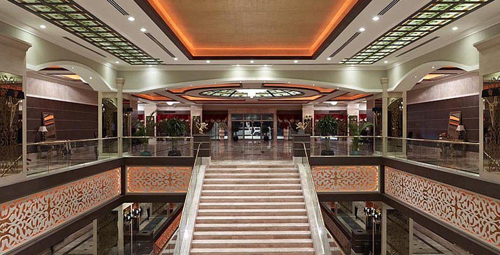 Un hôtel 5* ...