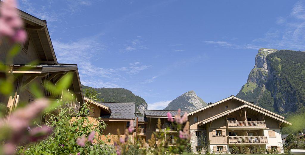 L'appel de la montagne en été n'a jamais été aussi beau...