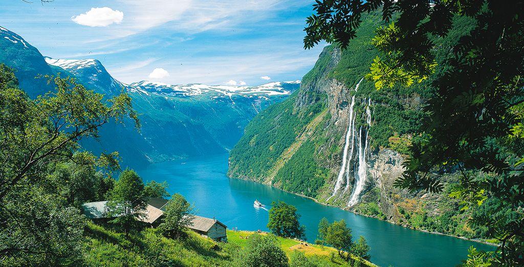 Fjords majestueux en 7 ou 9 nuits, Norvège