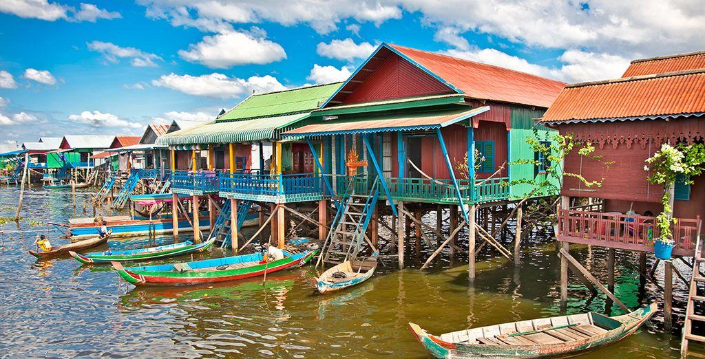 Circuit accompagné Découverte du Cambodge