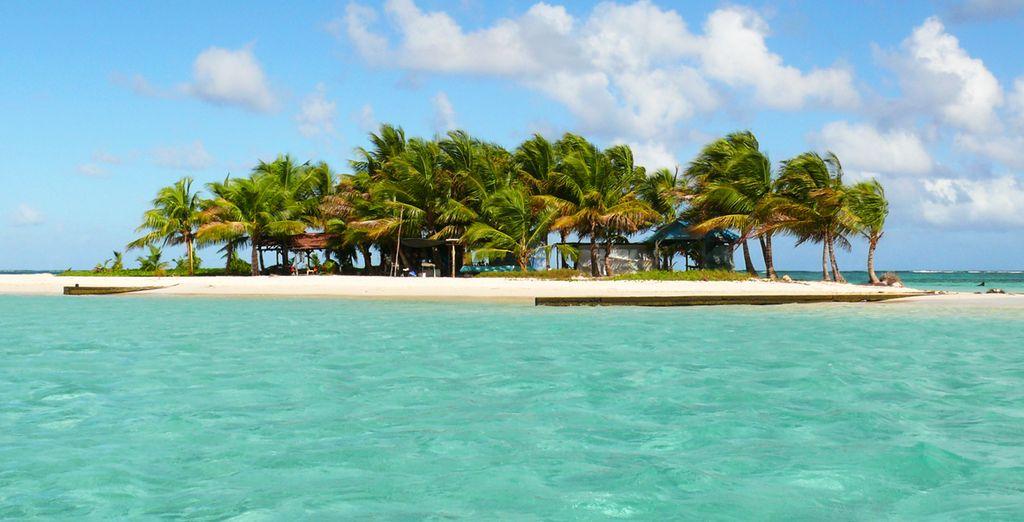 Combiné 3 îles de Guadeloupe