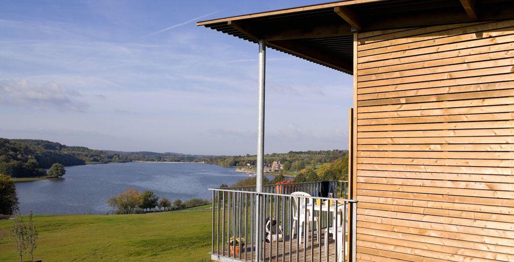 Bienvenue dans le Parc Naturel Régional de l'Avesnois - Les Cottages de Valjoly Maubeuge