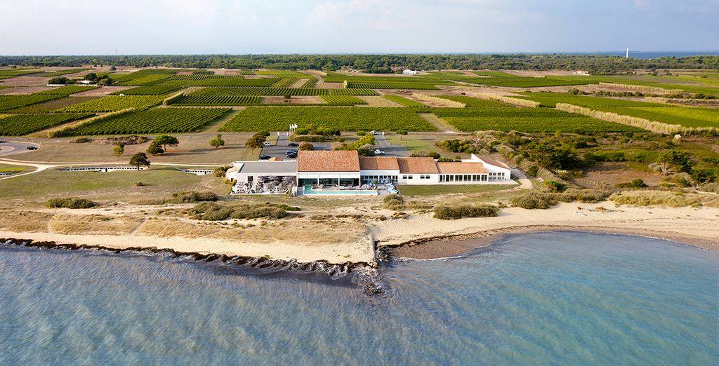 Bienvenue sur l'île de Ré - Hôtel Atalante-Relais Thalasso 4* Ile de Ré