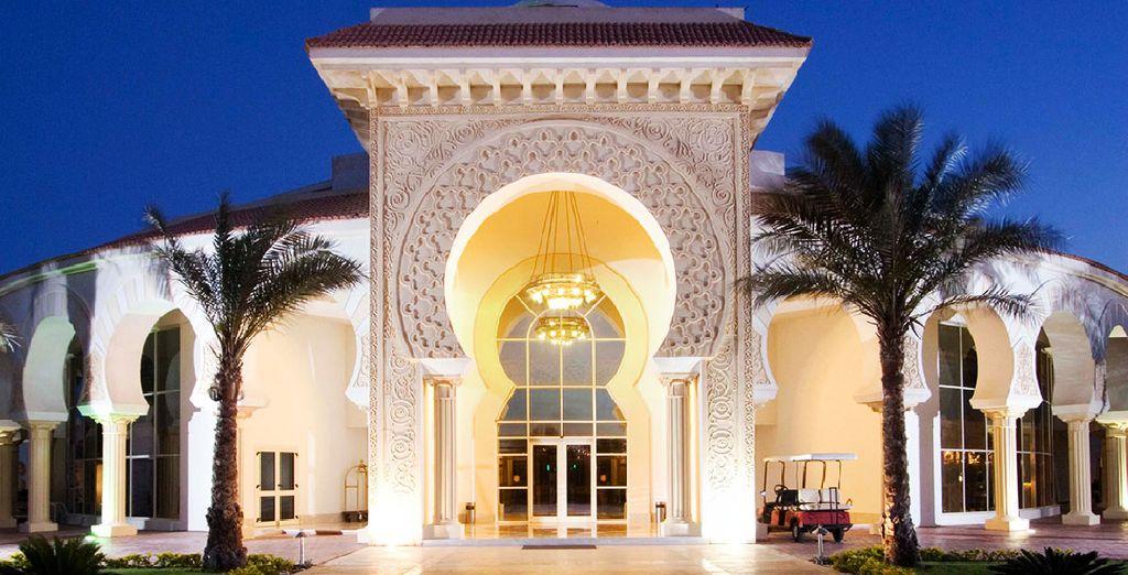 Arrêtez-vous à l'hôtel Old Palace Resort
