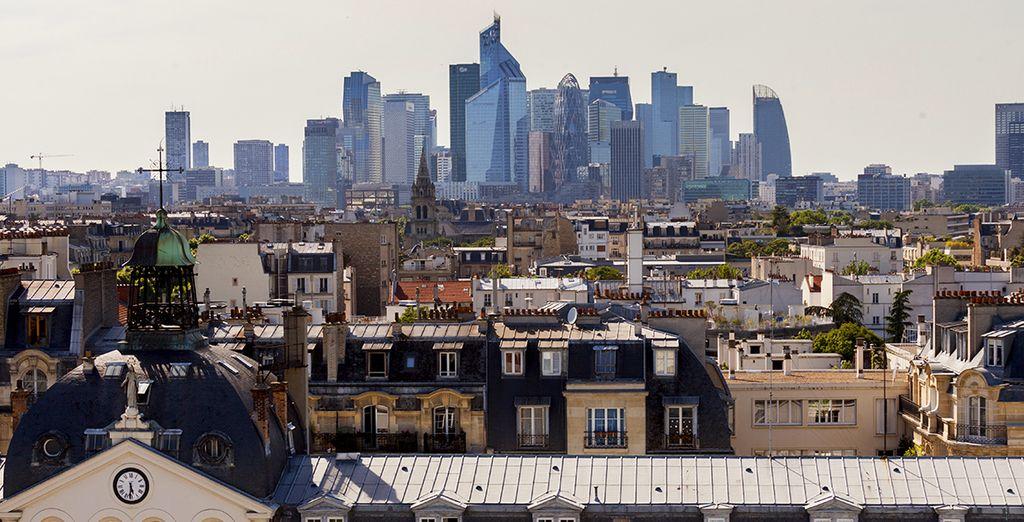 Avec vue sur Paris
