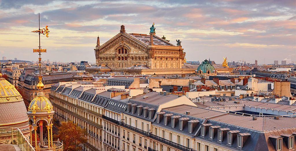 Des envies de vie parisienne ?