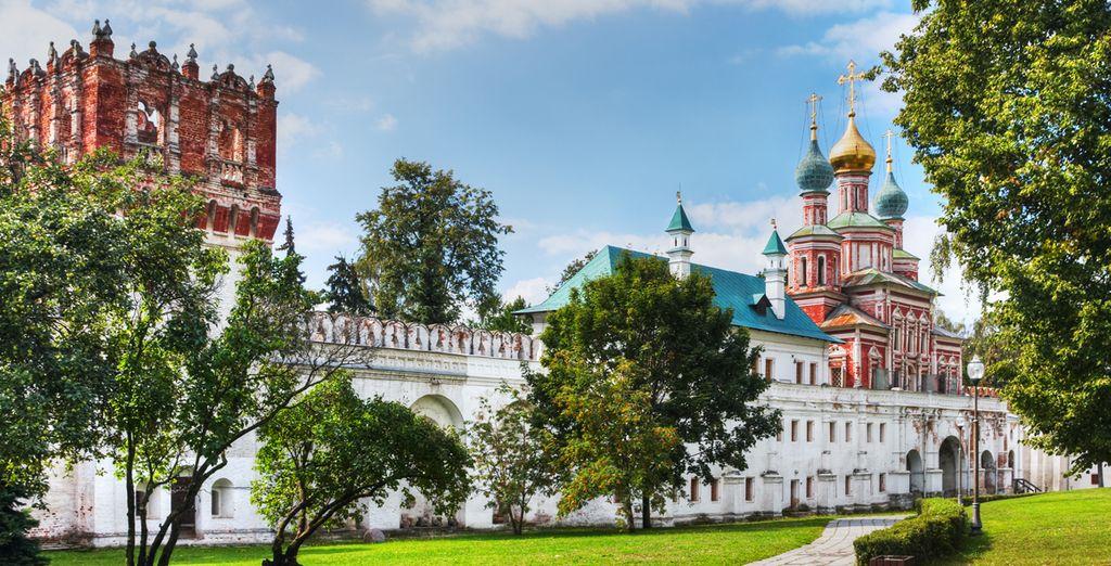 Vous passerez un séjour mémorable à Moscou !