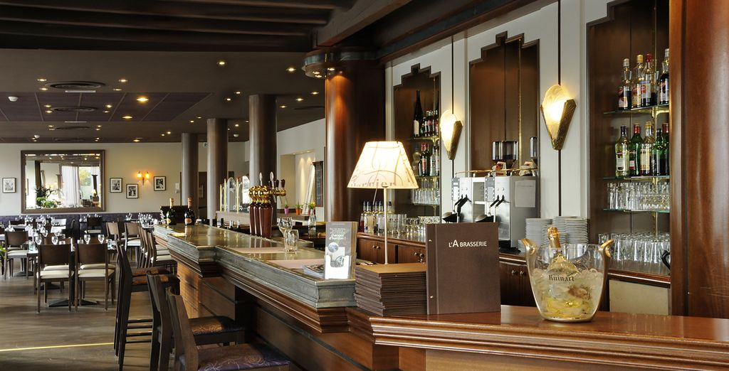 Faites une halte le temps d'un repas à l'A Brasserie...