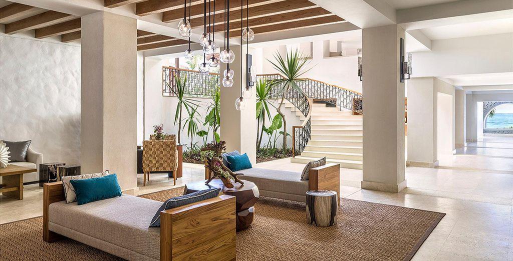 Un 5* entièrement rénové et réinventé par la célèbre chaîne hôtelière haut de gamme Shangri-La