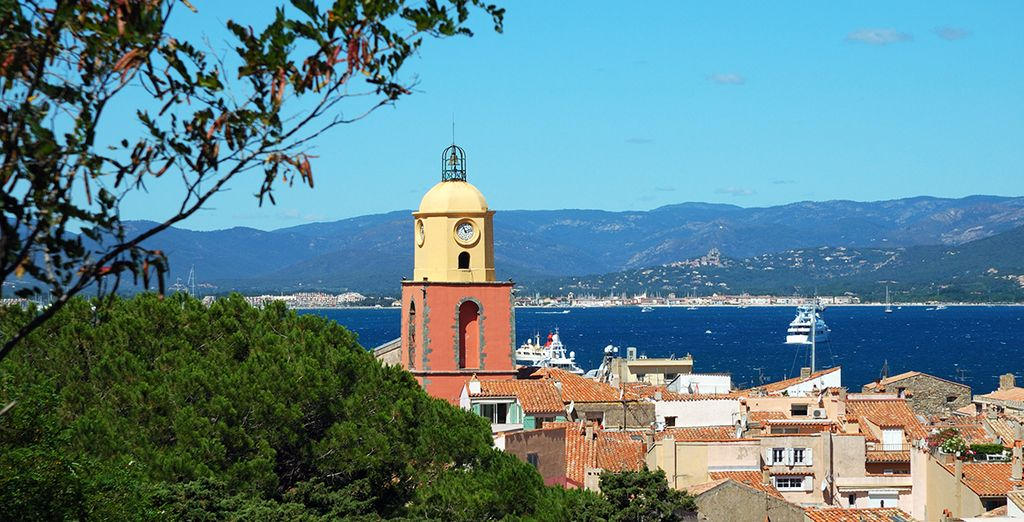 Et sans oublier de passer par l'incontournable Saint-Tropez