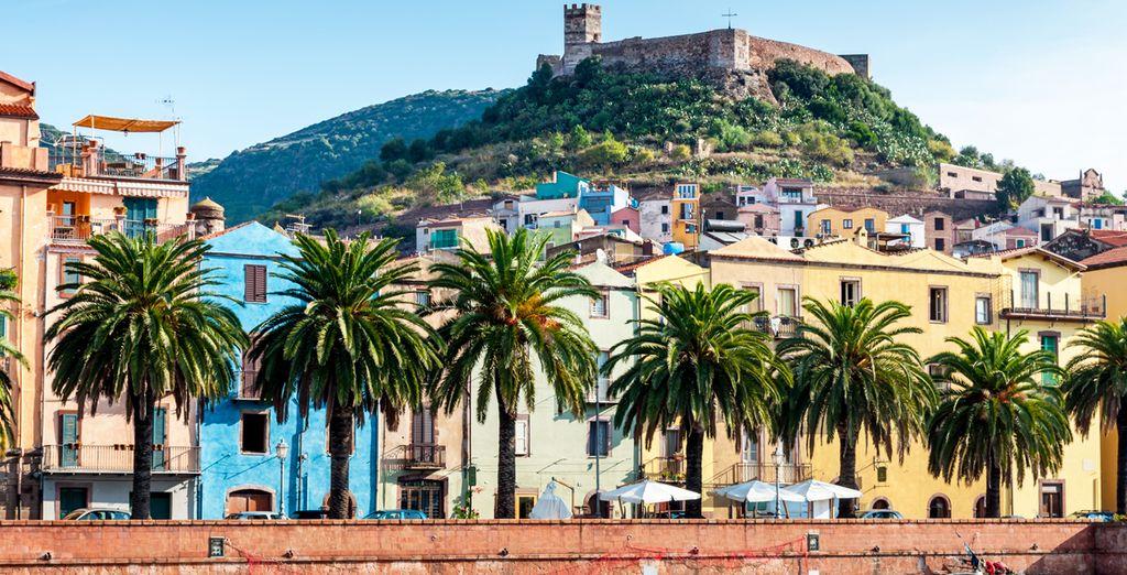 Découvrez les merveilles de la Sardaigne ...