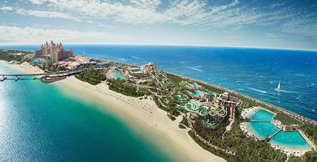 Vivez l'Atlantis The Palm autrement... - Hôtel Atlantis The Palm 5* - Impérial Club  Dubai