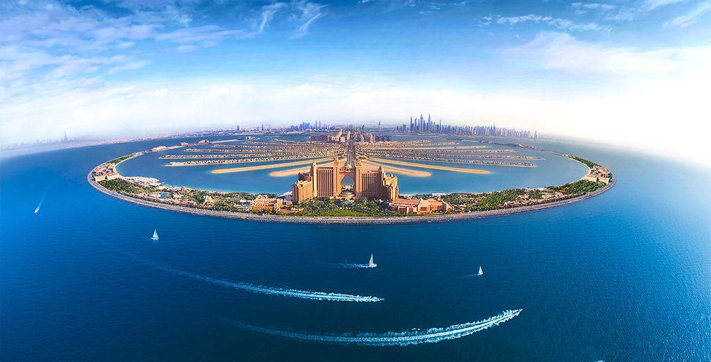et tentez un expérience inoubliable...  - Hôtel Atlantis The Palm 5* - Impérial Club  Dubai