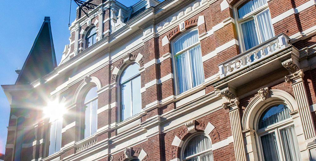 Prenez place au Pillows Anna van den Vondel, établissement rénové qui a ouvert ses portes en janvier 2017 !
