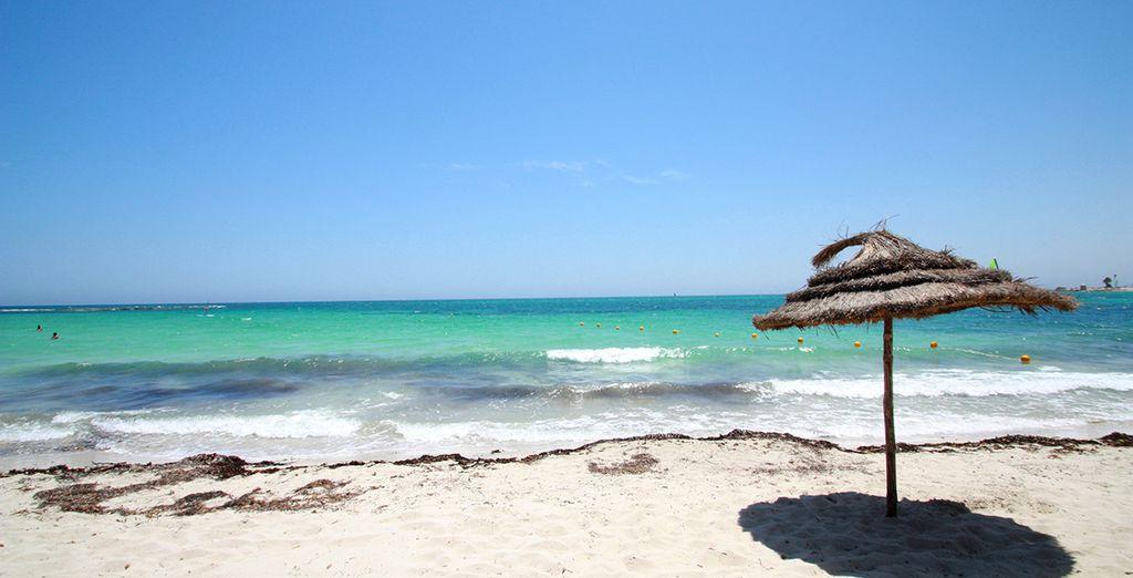 Profitez de ses plages de sable fin