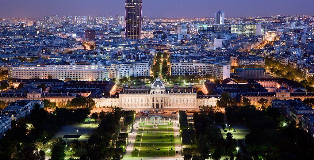 Excellent séjour dans le 15ème arrondissement de Paris
