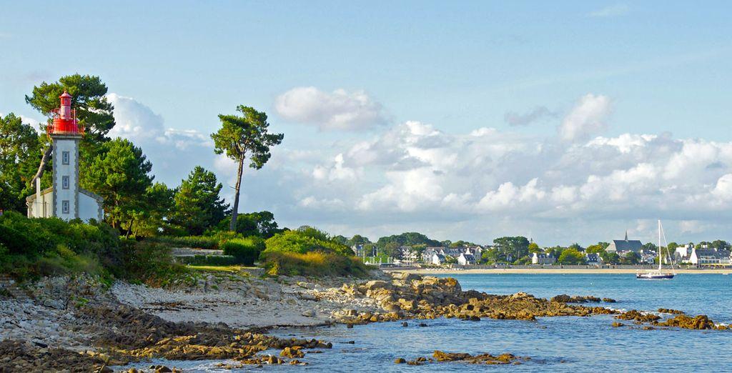 Envie de vous échapper au cœur de la Bretagne ?