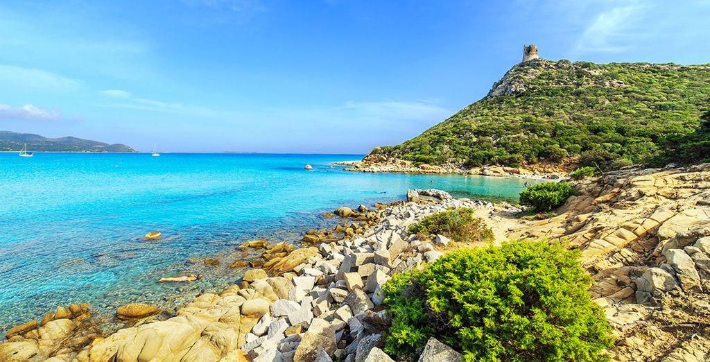 Vous vous projetteriez bien ici pour vos vacances?