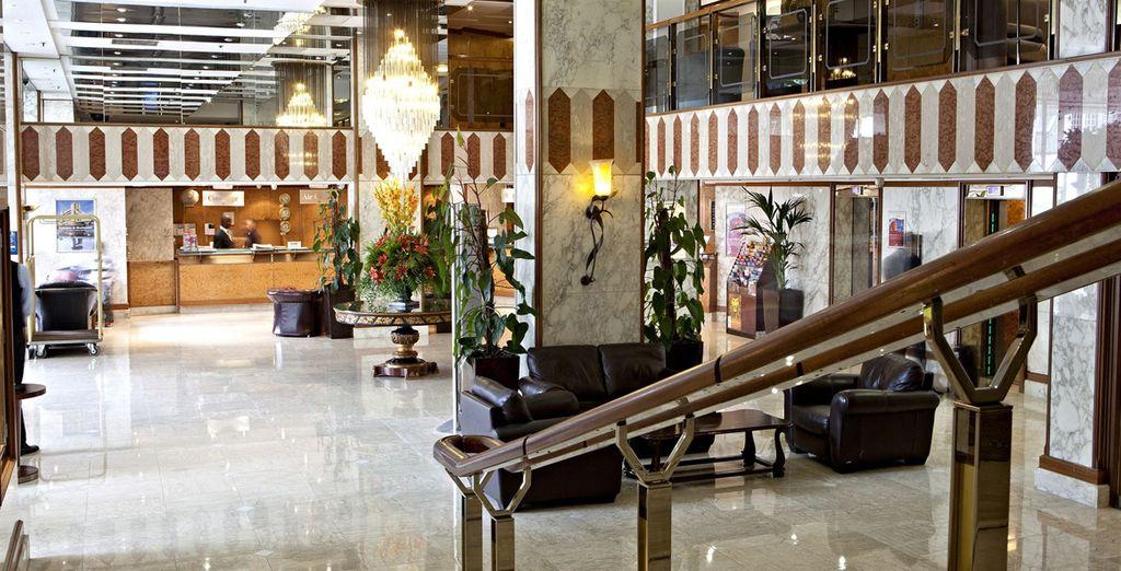 Installez-vous au sein de l'Hôtel Danubius Regent's Park 4* - Hôtel Danubius Regent's Park 4* Londres
