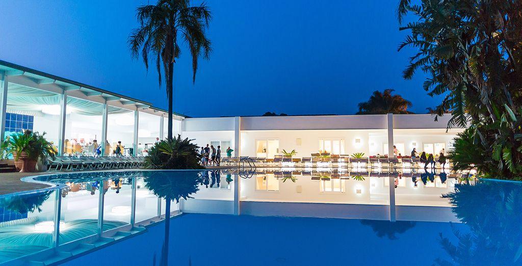 Nous vous invitons à découvrir l'hôtel Top Clubs Villagio Oasis 4*