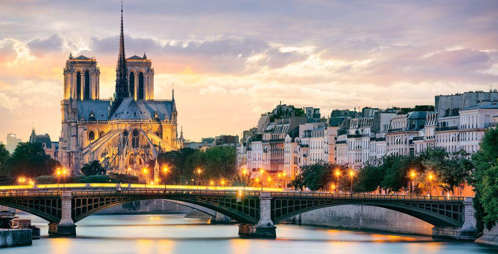 Quelque soit la saison, Paris est toujours un plaisir !