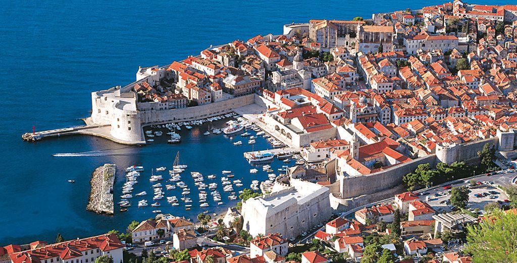 Et non loin de Dubrovnik