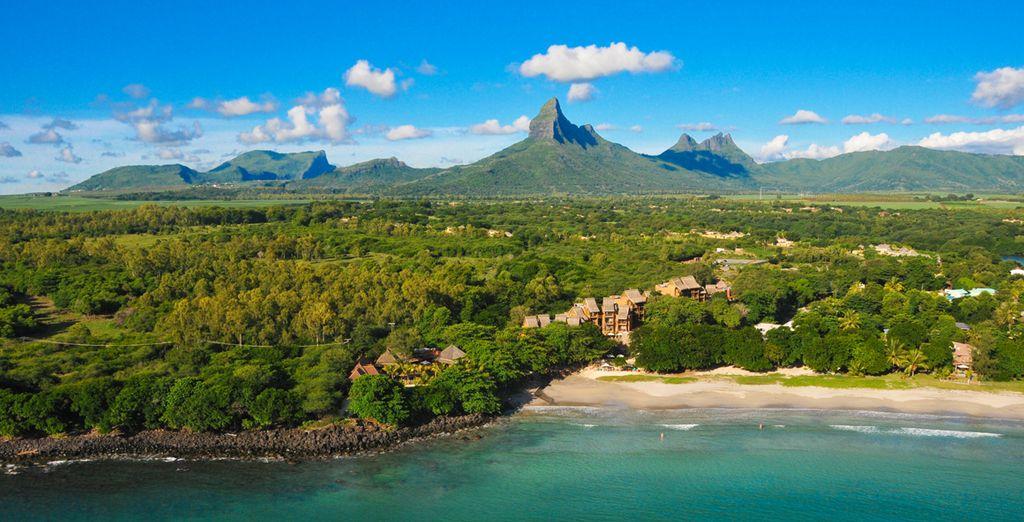 Le paradis existe sur l'île Maurice...