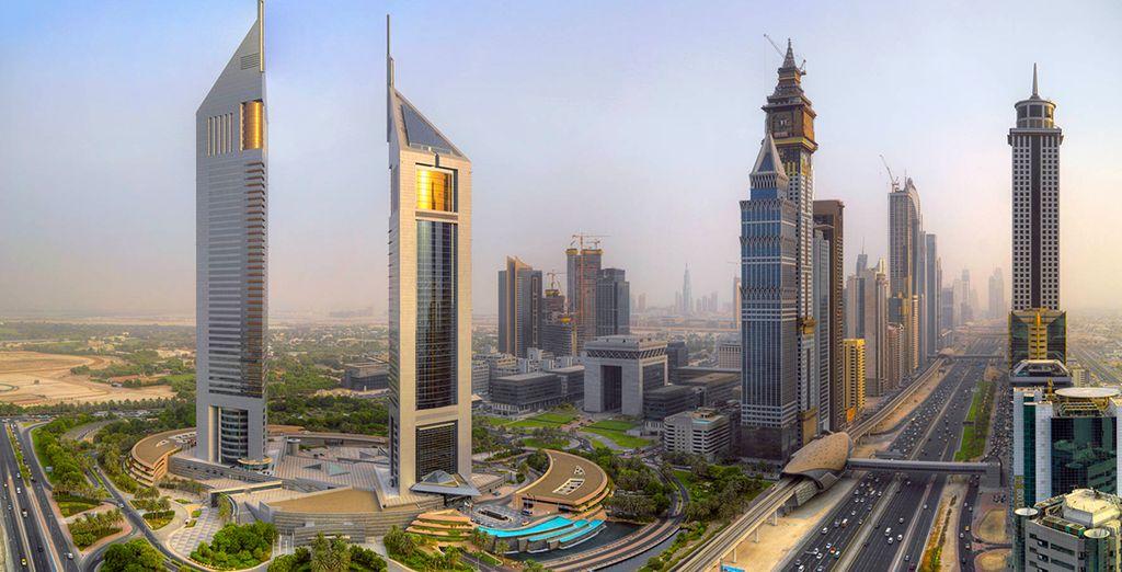 Plongez au coeur de Dubaï