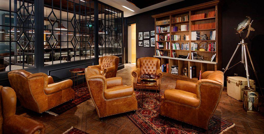 ...Le Cigar Lounge