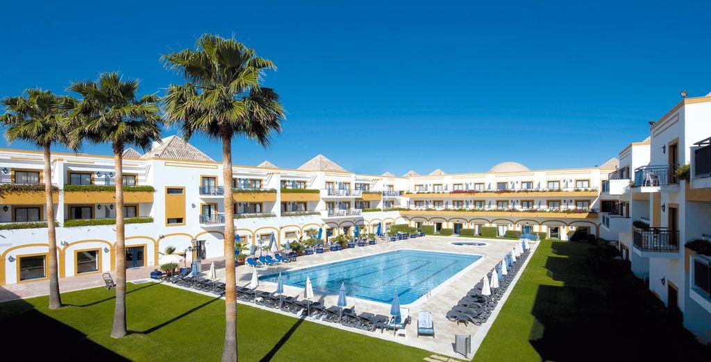 Bienvenue à l'hôtel Vila Galé Tavira