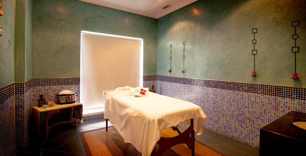 Réservez une séance de massage