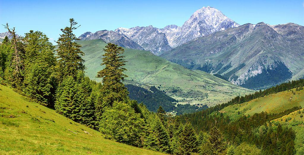 Bon séjour en Andorre !