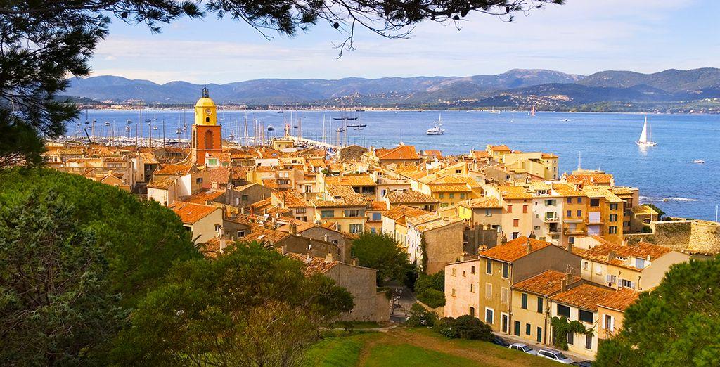 Bon séjour dans le Sud de la France !