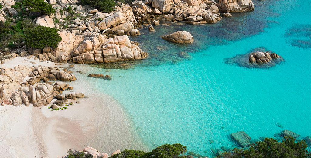 Et de l'archipel de la Maddalena
