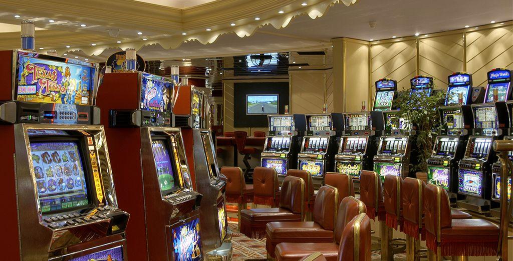 ... & n'oubliez pas de faire un détour par le Casino