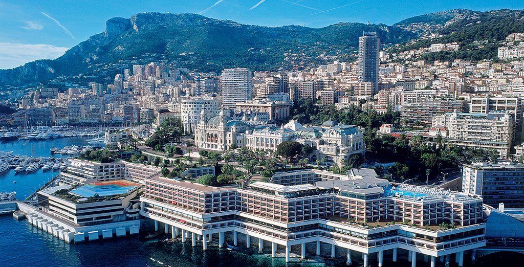 Monaco s'offre à vous...