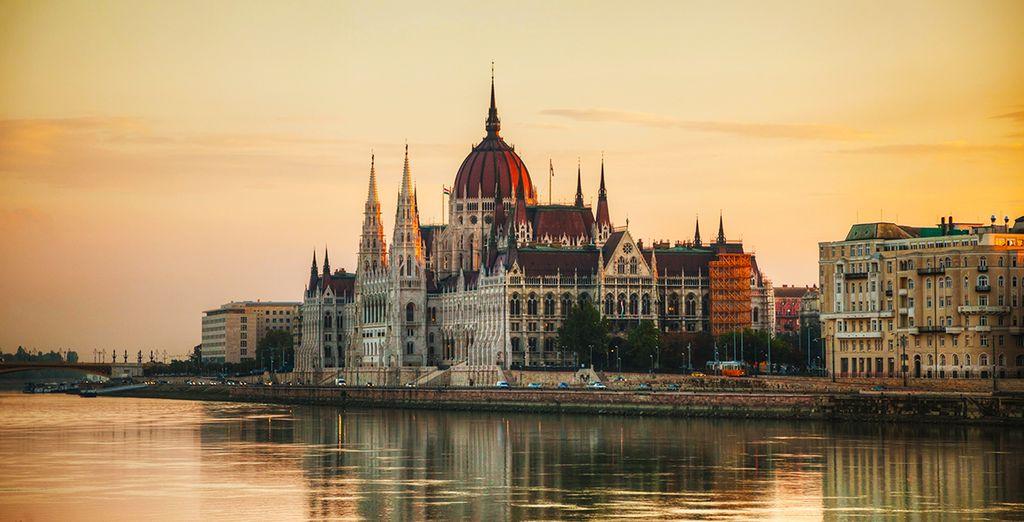 Partez vous balader dans les ruelles de Budapest