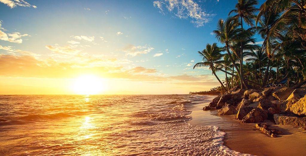 Bon séjour à Punta Cana !