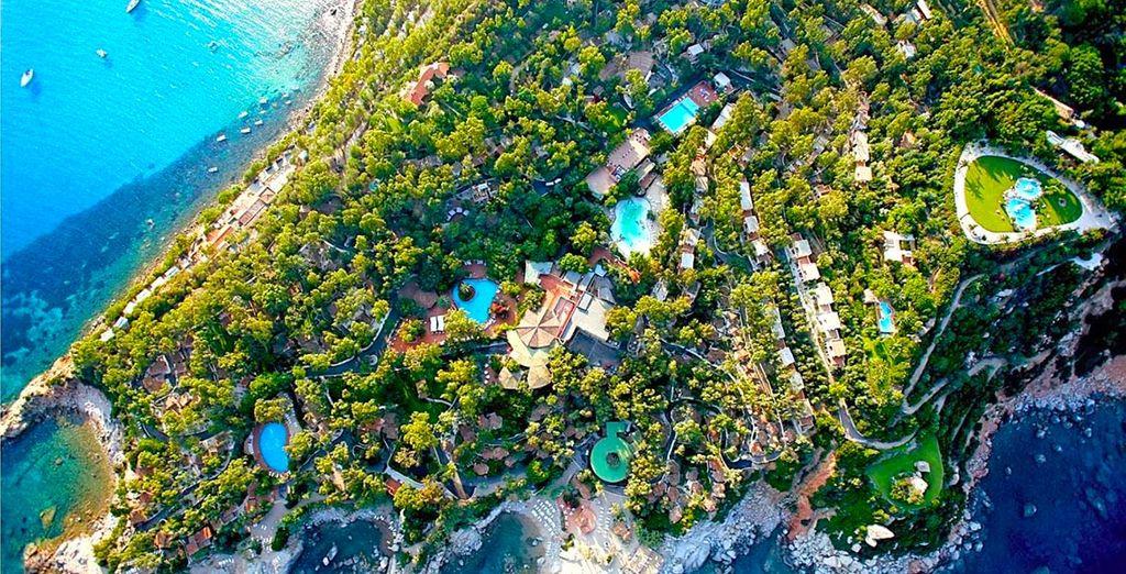 Pour des vacances festives et animées... - Ôclub Arbatax Park Resort Telis 4* Arbatax