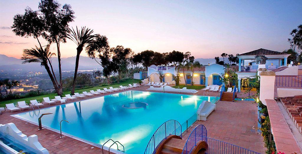 Bienvenue à l'Arbatax Park Resort - Ôclub Arbatax Park Resort Telis 4* Arbatax