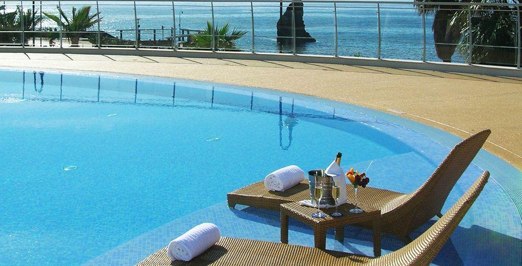 Envie d'un séjour 5* face à l'océan Atlantique ? - Melia Madeira Mare Resort & Spa 5* Funchal