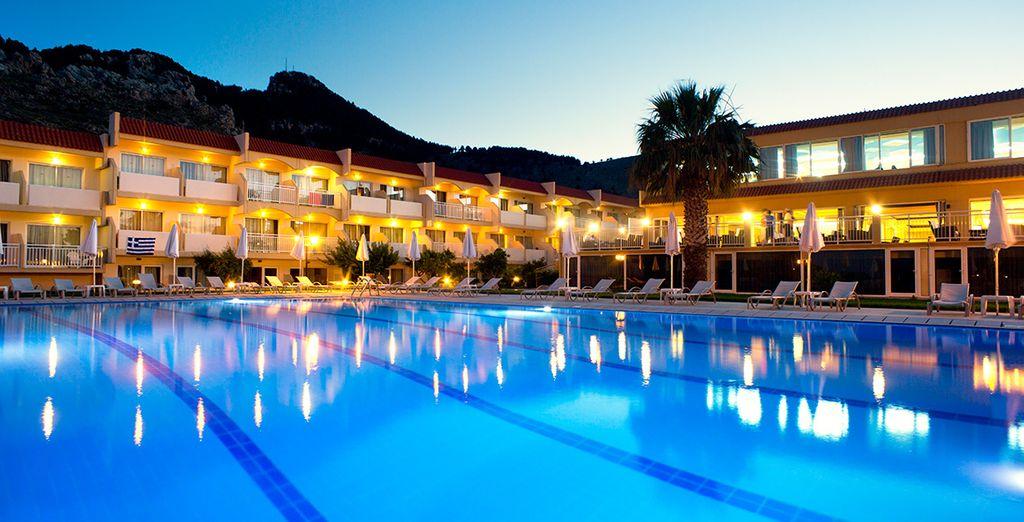 Le lieu idéal pour des vacances au calme...