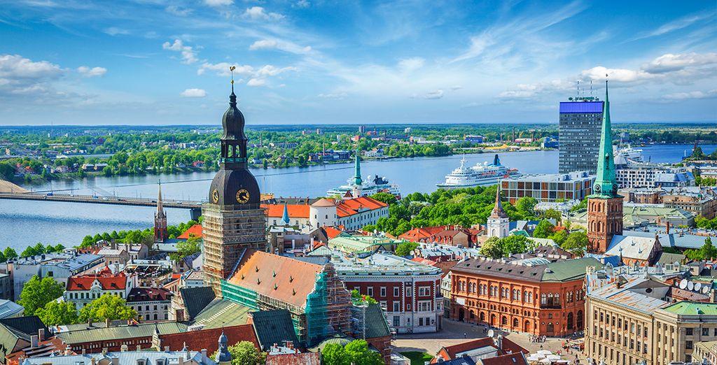 Envie de découvrir les Joyaux baltiques ?