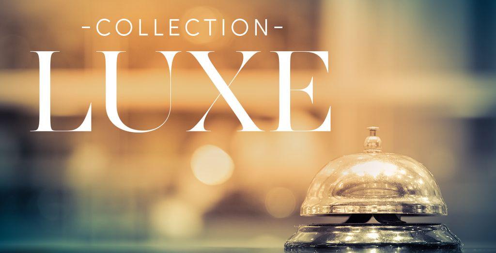 Offrez-vous un hôtel 5* Luxe, où l'excellence des prestations hôtelières et la qualité de service vous assureront un séjour inoubliable.