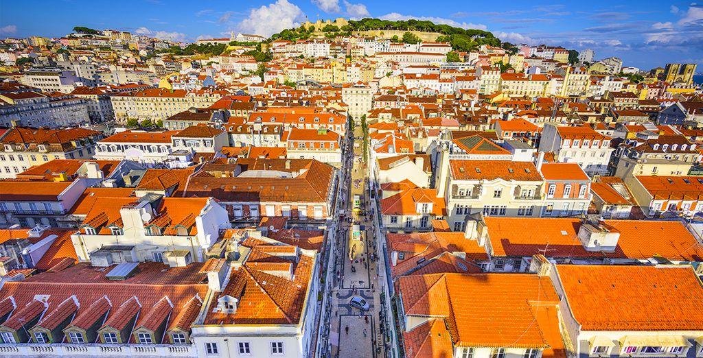 Profitez de votre séjour pour faire une halte à Lisbonne
