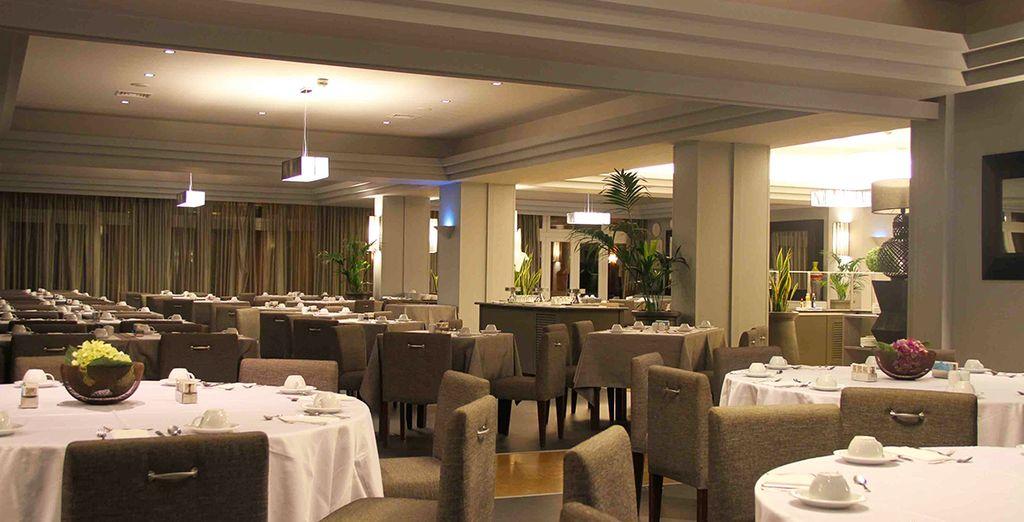 Goûtez les spécialités portugaises au restaurant Fives Pines
