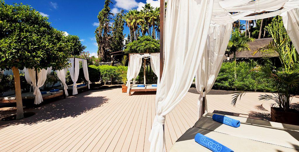 Bienvenue dans la quiétude du Barcelo Margaritas... - Hôtel Ô Club Barcelo Margaritas 4* Playa del Inglés